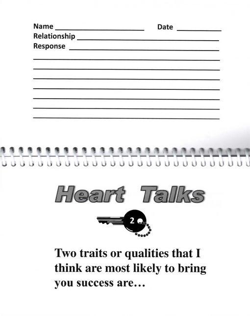 Heart Talks Youth Example