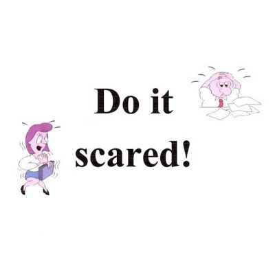 Do It Scared