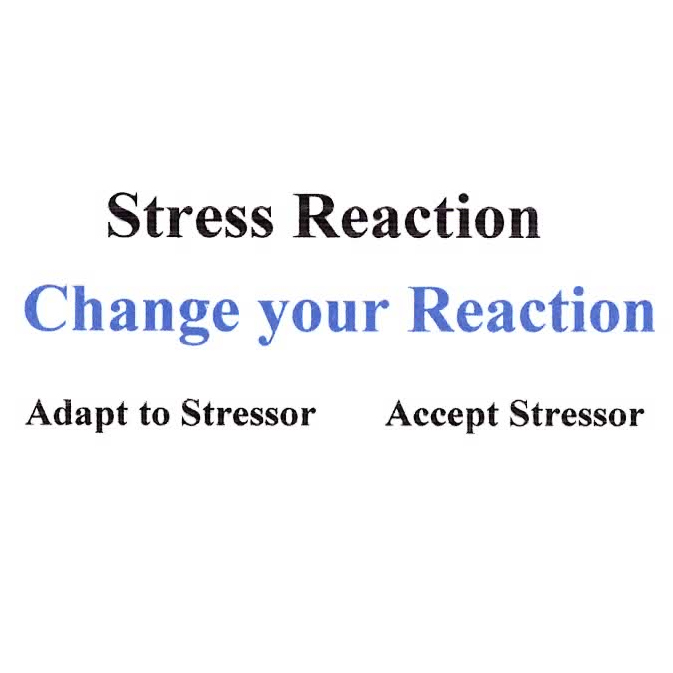 Stress Reaction Adapt
